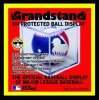 UV Protected Baseball Display All Trophy Awards