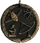 Wreath Medal - Science Academic Medals