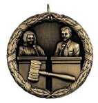 Wreath Medal - Debate Academic Medals