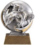 Wrestling 3D Motion Trophy All Trophy Awards