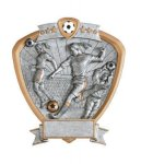 Signature Series Soccer Shield Awards All Trophy Awards