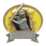 Sport Blaster Legend Softball All Trophy Awards
