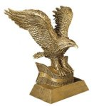 Eagle Resin Figures All Trophy Awards