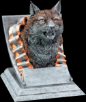 Bobcat Mascot All Trophy Awards