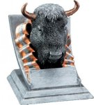 Buffalo Mascot All Trophy Awards
