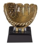 Extreme Baseball Glove Baseball Trophy Awards