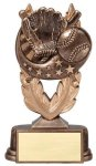 Baseball Softball Star Blast Award Baseball Trophy Awards