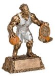 Basketball Monster Trophy Basketball Trophies