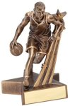 Basketball Super Star Trophy (Male) Basketball Trophies