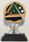 Pool Impact Trophy Billiards/Pool Trophy Awards