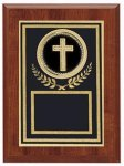 Christian Cross Plaque Christian Awards