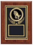 Pray Plaque Christian Trophies | Christian Awards | Name Badges