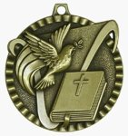 Value Medal - Christian Christian Trophies | Christian Awards | Name Badges