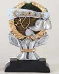 Coach Impact Tophy Coach Trophy Awards