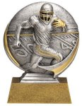 Football 3D Motion Trophy Football Trophies