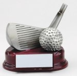 Wedge Trophy Golf Awards