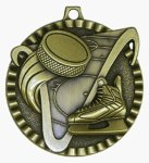 Value Medal - Hockey Hockey Trophy Awards
