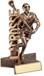 Lacrosse Super Star Trophy (Male) Lacrosse Trophies