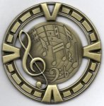 Celebration Medal - Music Music Medals