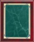 Rosewood Plaque - Green Heritage Piano Finish Rosewood Plaques