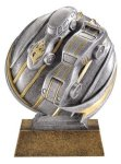 Pinewood Derby 3D Motion Trophy Pinewood Derby Trophies