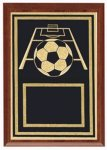 Plaques - Corporate Plaque Soccer Trophies