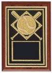 Baseball Softball Plaque Softball