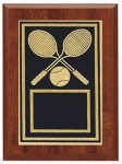 Tennis Plaque Tennis Trophies