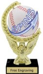 Eagle Spinner Trophy Trophies - You Design It