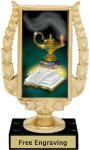 Holographic Ivy Award Trophies - You Design It