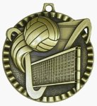 Value Medal - Volleyball Volleyball Medals