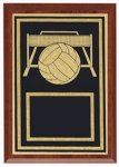 Plaques - Corporate Plaque Volleyball Trophies