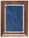 Presidential Walnut Plaque - Blue Walnut Plaques