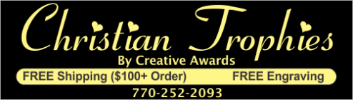 Christian Trophies | Christian Awards | Name Badges - acrylic awards,crystal awards,cup trophies,plaques,baseball trophies,football trophies,soccer trophies,cheerleader trophies,resin awards,business awards, corporate awards